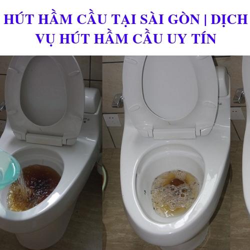 Dịch Vụ Rút Hầm Cầu Tại Sài Gòn | Rút Hầm Cầu Uy Tín – Giá Rẻ