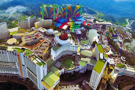 Tour Singapore Indonesia Malaysia 4 Ngày 3 Đêm Cực Hấp Dẫn