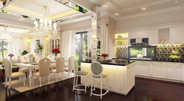 5 Kiểu Nhà Bếp Đẹp Đơn Giản Cho Nhà Bếp Việt