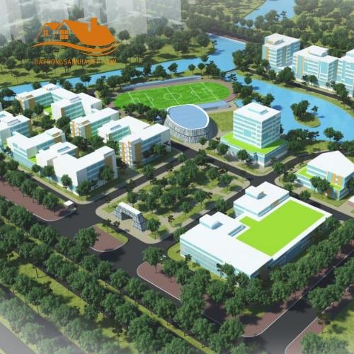 dự án victoria city