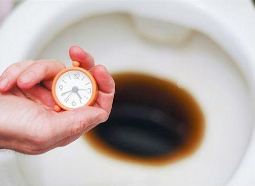 Mẹo thông tắc nhà vệ sinh sau 15 phút
