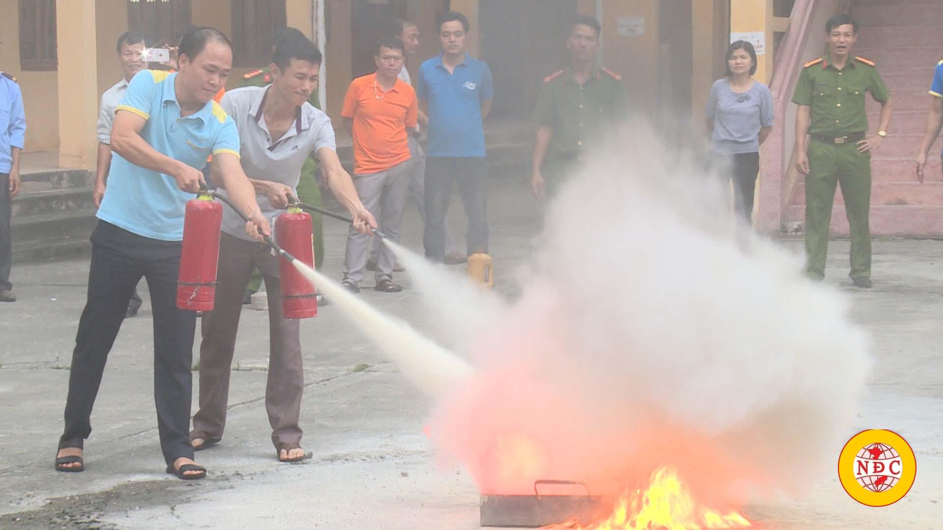 Luật phòng cháy chữa cháy năm 2001 và các khoản bổ sung