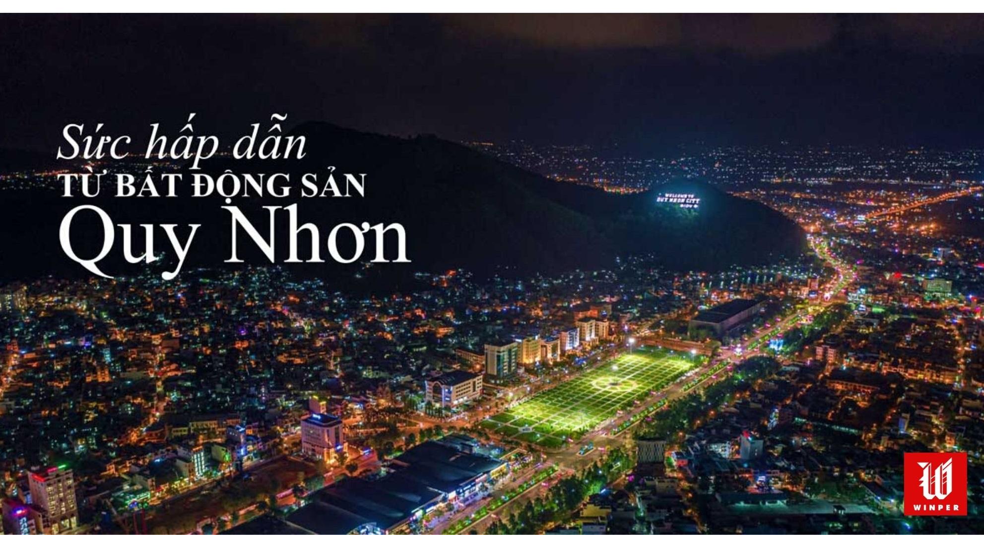 Dự Án Grand Center Hưng Thịnh Quy Nhơn - Bình Định