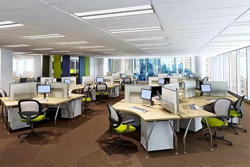 Top 9 công ty nội thất văn phòng TPHCM thiết kế đẹp uy tín