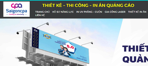 Top 10 công ty thiết kế quảng cáo uy tín giá tốt nhất tại TP.HCM