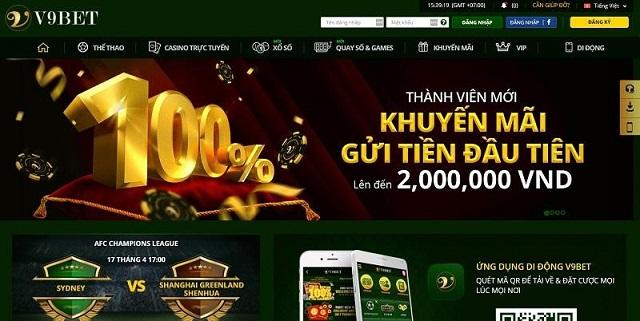 Tổng hợp top 10 nhà cái số 1 Việt Nam