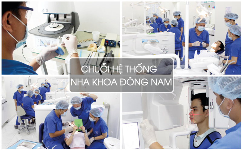 TOP 10 nha khoa uy tín chuyên nghiệp tại TpHCM
