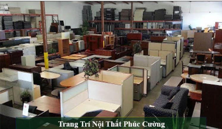Top 10 Cửa hàng nội thất đa mẫu mã chủng loại tại Thanh Hóa