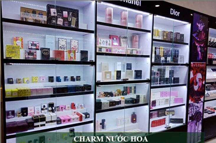To 10 Shop nước hoa chính hãng và uy tín nhất tại Thanh Hóa