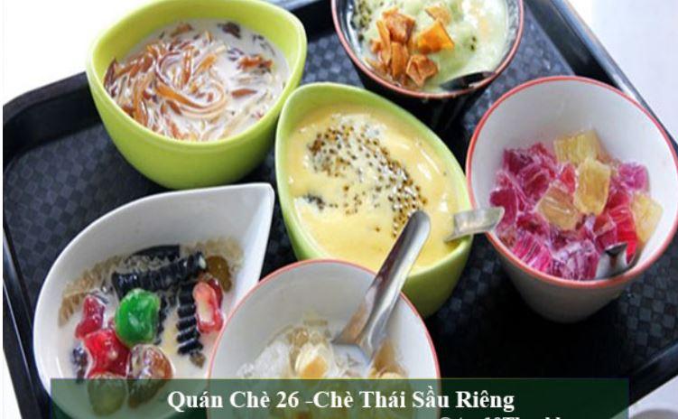 Top 10 Quán chè ngon, hấp dẫn và view đẹp tại Thanh Hóa