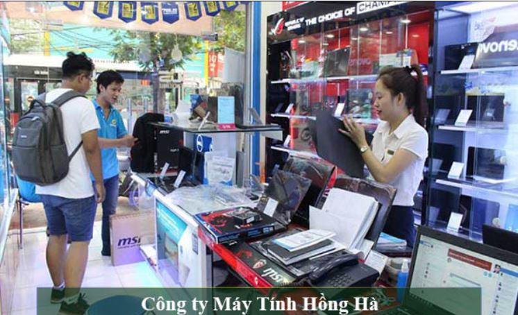Top 10 Cửa hàng máy tính laptop chính hãng đa mẫu mã tại Thanh Hóa