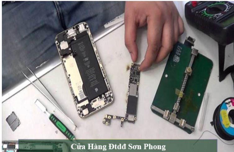 Top 10 cửa hàng sửa chữa điện thoại chính hãng tại Thanh Hóa