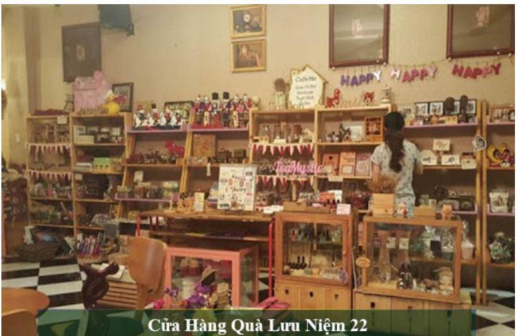 Top 10 Cửa hàng đồ lưu niệm đa mẫu mã tại Thanh Hóa