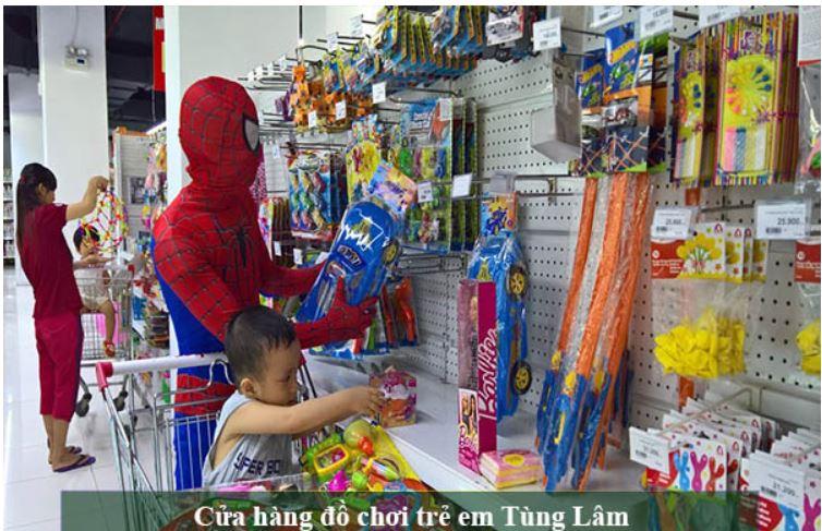 Top 10 Cửa hàng đồ chơi trẻ em đạt chuẩn chất lượng tại Thanh Hóa