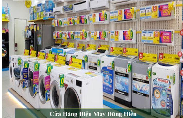Top 10 Cửa hàng điện máy chính hãng và uy tín nhất tại Thanh Hóa