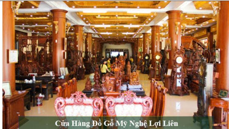 Top 10 cửa hàng đồ gỗ mỹ nghệ đa mẫu mã uy tín tại Thanh Hóa