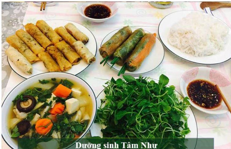 Top 10 Quán cơm chay ngon nổi tiếng tại Thanh Hóa