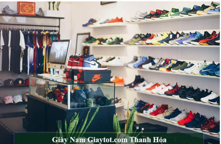 Top 10 Shop giày Nike chính hãng chỉ có tại Thanh Hóa