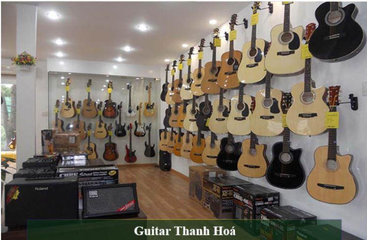 Top 10 Cửa hàng nhạc cụ chất lượng và uy tín tại Thanh Hóa