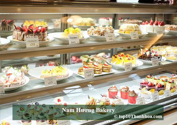 Nam Hương Bakery