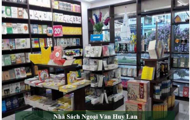 Top 10 nhà sách uy tín và quy mô lớn nhất tại Thanh Hóa