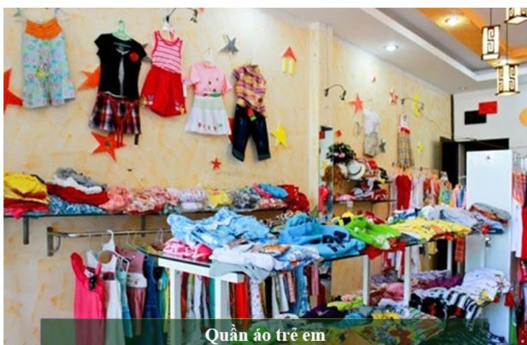 Top 10 Shop đồ trẻ em chất lượng và uy tín nhất Thanh Hóa