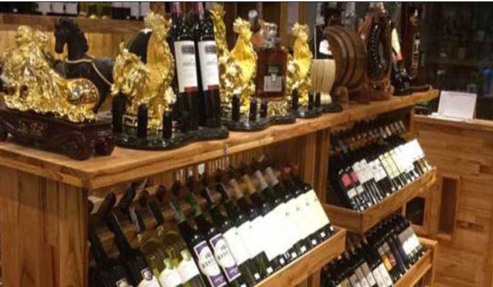 Top các cửa hàng rượu ngoại chính hãng và uy tín tại Thanh Hóa