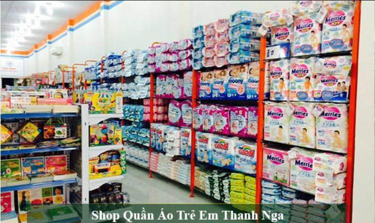Top 10 Cửa hàng đồ sơ sinh đạt chuẩn chất lượng và an toàn Thanh Hóa