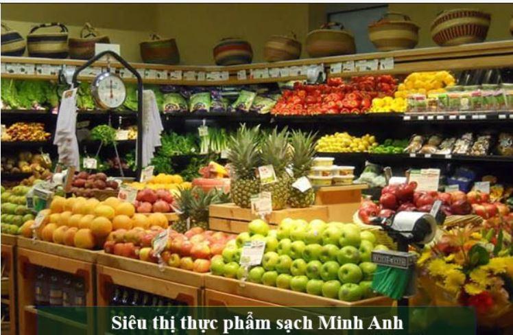 Top 10 cửa hàng thực phẩm sạch chất lượng tại Thanh Hóa