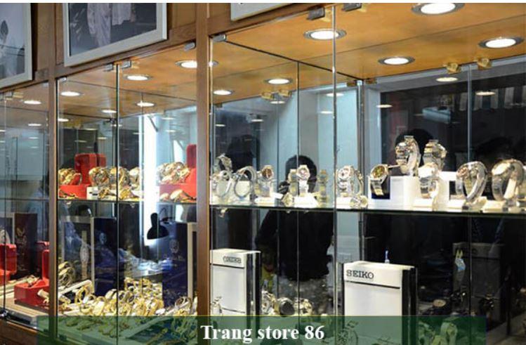 Top 10 Cửa hàng đồng hồ đa mẫu mã chất lượng tại Thanh Hóa