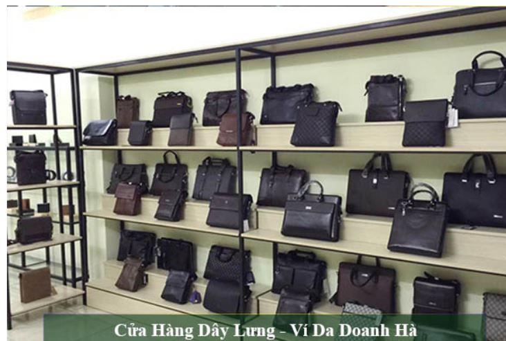 Top 10 Cửa hàng ví da nam chính hãng và uy tín tại Thanh Hóa