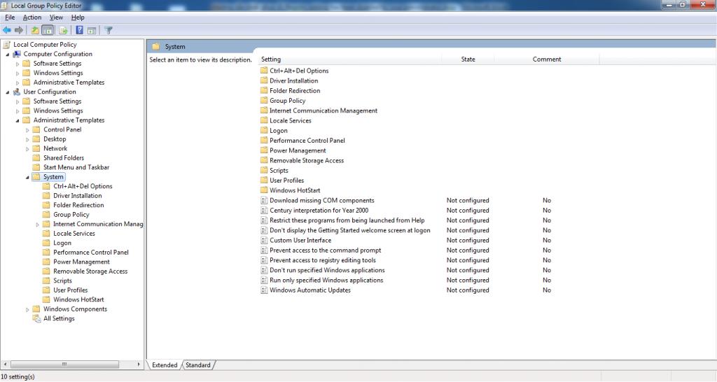 Cách sửa lỗi Registry disabled by administrator trên Windows