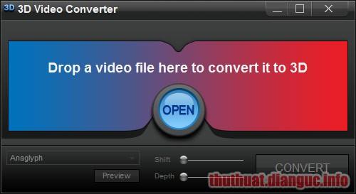 Download 3D Video Converter 4.5.4 Full Crack