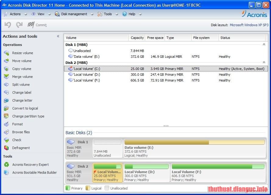 Download Acronis Disk Director 12.5 Build 163 Full Crack, công cụ tối ưu để quản lý đĩa, công cụ phục hồi sao lưu và bảo vệ dữ liệu, Acronis Disk Director, Acronis Disk Director free download, Acronis Disk Director full key,