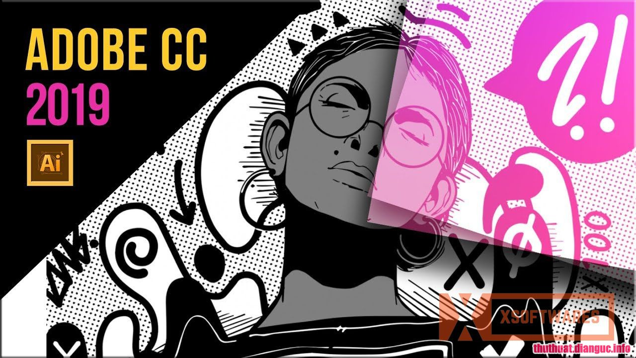 Download Adobe Illustrator CC 2019 V23.1.0.670 Full Crack