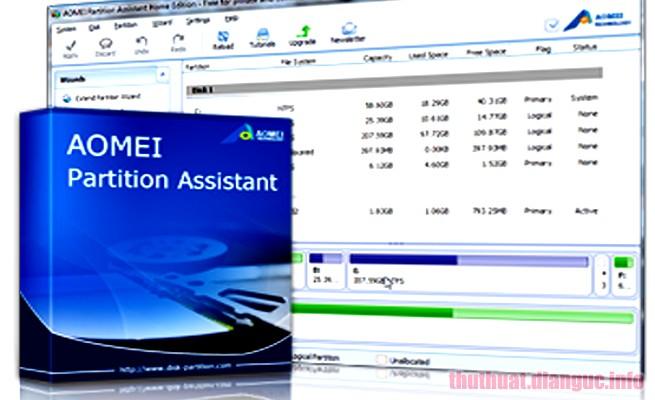 Download AOMEI Partition Assistant 8.4 Full Crack, phần mềm quản lý phân vùng ổ cứng, AOMEI Partition Assistant, AOMEI Partition Assistant free download, AOMEI Partition Assistant full key