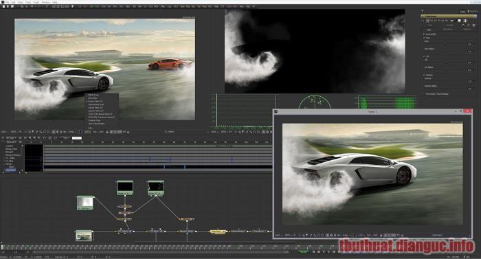 Download Blackmagic Design Fusion Studio 16.0 Full Crack