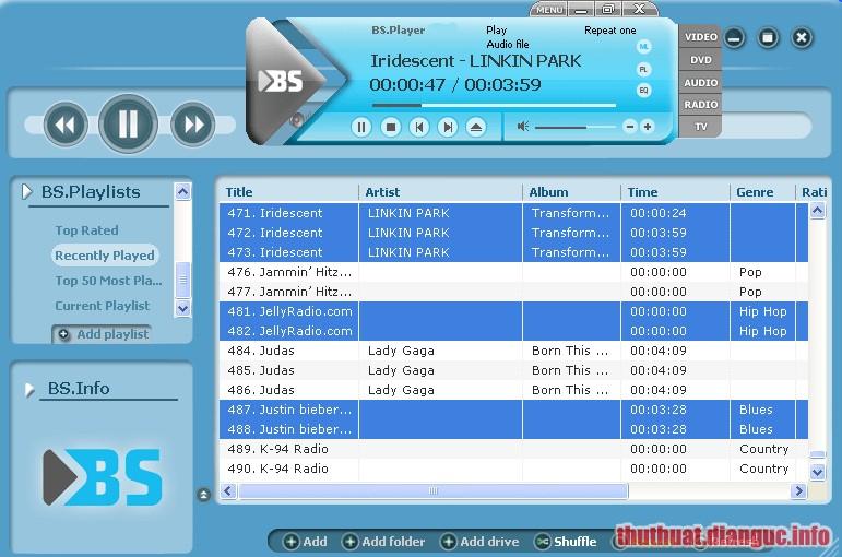 Download BS.Player Pro 2.74 Build 1085 Full Crack, trình phát đa phương tiện đơn giản và mạnh mẽ, BS.Player Pro, BS.Player Pro free download, BS.Player Pro full key, BS.Player Pro full crack