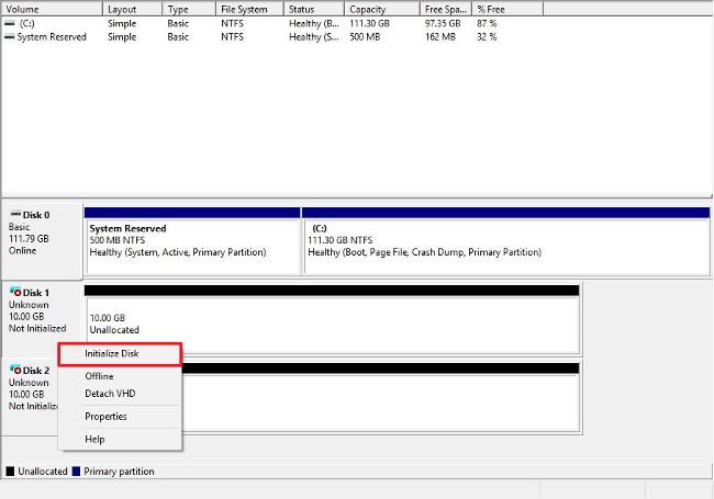 Cách sử dụng Resilient File System (ReFS) trên Windows 10