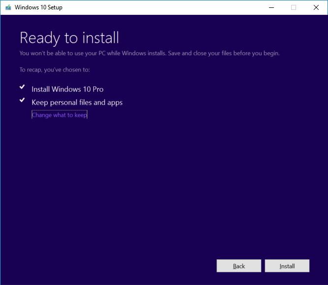 Làm thế nào để tải bản cập nhật Windows 10 Anniversary Update?