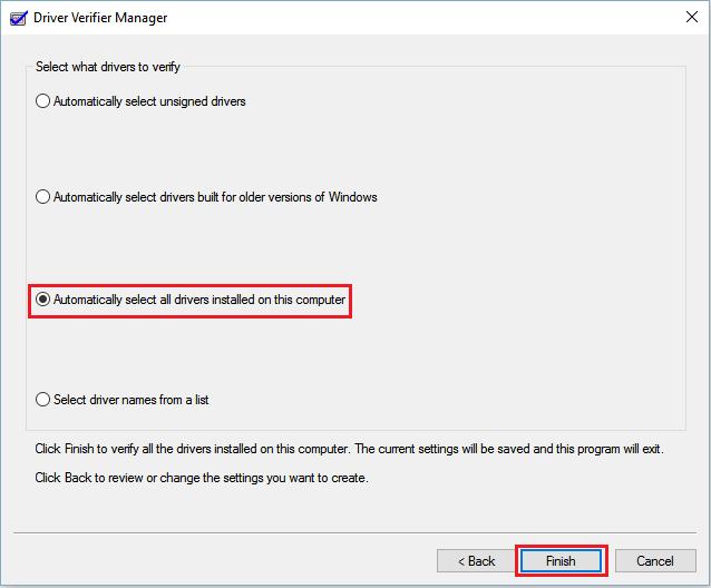Hướng dẫn sửa lỗi Driver Power State Failure trên Windows