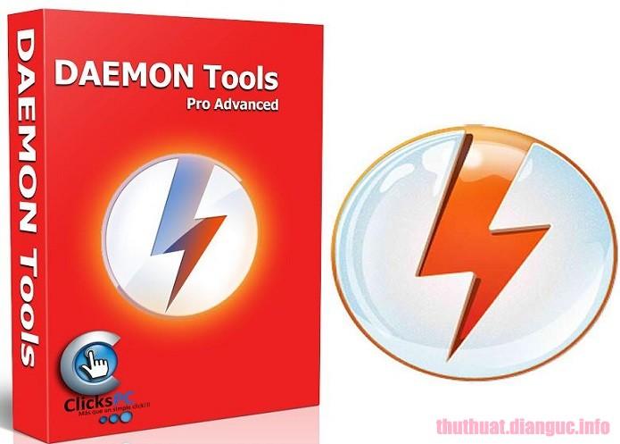 Download DAEMON Tools Pro 8.3.0.0749 Full Crack, phần mềm tạo và quản lý ổ đĩa ảo chuyên nghiệp, DAEMON Tools Pro, DAEMON Tools Pro free download, DAEMON Tools Pro full key