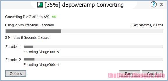 Download dBpoweramp Video Converter R1.7 Premier 1.7.0.1 Full Crack