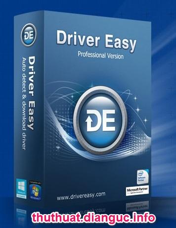 Download DriverEasy 5.6.13.33482 full key – Phần mềm cập nhật Driver tốt nhất