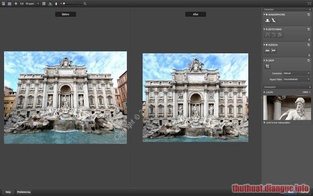 Download DxO ViewPoint 3.1.12 Build 278 Full Crack, phần mềm khôi phục ảnh bị bóp méo, DxO ViewPoint, DxO ViewPoint full crack,DxO ViewPoint full key, DxO ViewPoint free download