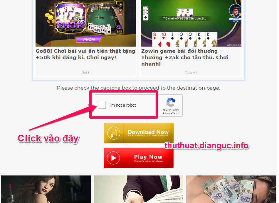 Hướng dẫn Download Link MegaURL.in