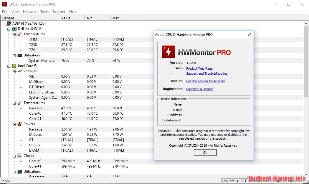Download CPUID HWMonitor Pro 1.39 Full Crack, công cụ xem thông tin phần cứng máy tính chi tiết, CPUID HWMonitor Pro, CPUID HWMonitor Pro free download, CPUID HWMonitor Pro full key, CPUID HWMonitor Pro full crack