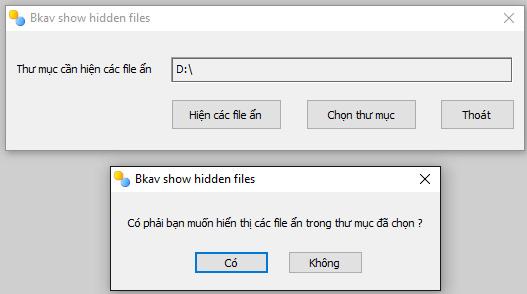3 phần mềm hiện file ẩn trong USB