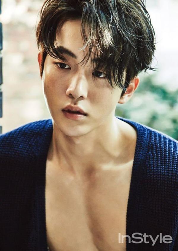 Kiểu tóc nam Hàn Quốc 2018 - 11