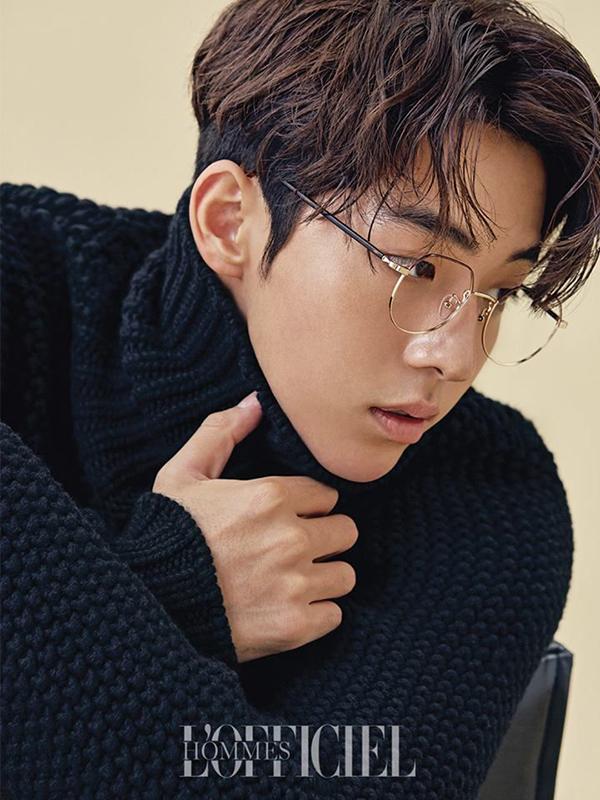 Kiểu tóc nam Hàn Quốc 2018 - 3